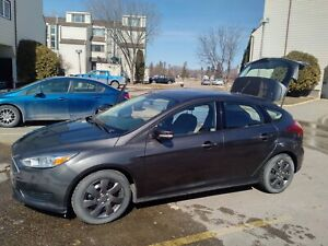 Not your grandmothers 2015 Ford Focus Hatchback