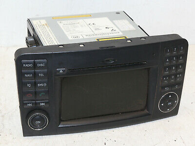Mercedes-Benz ML W164 Navi Navigation Command MOPF DVD Radio A1649002301