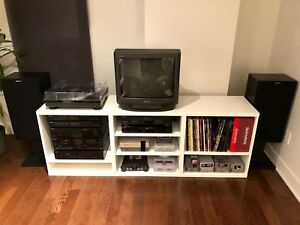 TV Bench media unit BESTA
