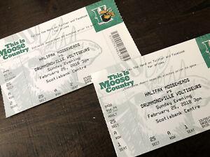 Great Mooseheads Tickets vs Drummondville