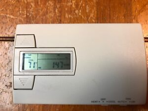 Ritetemp 7 day programmable thermostat