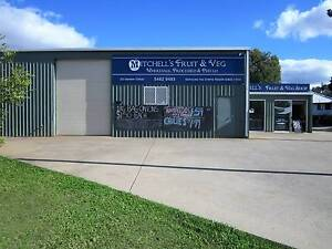 Industrial shed plus 2 bedroom cottage Gympie Gympie Area Preview