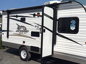 2016 Ultra Lite Jayco Jay Flight 184BH travel trailer