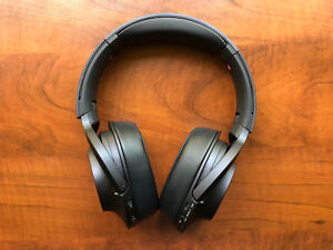 Sony H.ear on Wireless Noise Cancelling headphones mdr 100abn