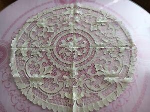 Italian Lace Tablecloth