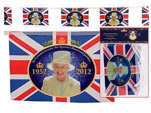 200-FEET-Queens-Diamond-Jubilee-Union-Jack-Bunting-120-Flags-60-meters-long