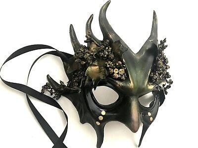 Medusa Tree-man Masquerade Ball mask Halloween Night King's cosplay Party