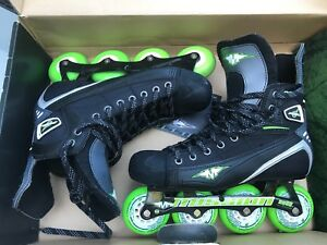 Roller blades - Mission men's sz 10 E in like new condition