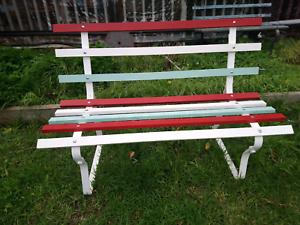 Vintage park bench restored Mornington Mornington Peninsula Preview