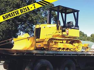 WIGHTMAN'S SMALL DOZER HIRE Woodford Moreton Area Preview