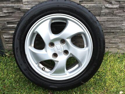 "Honda Civic VTI-R 15"" Mag Wheels Blair Athol Port Adelaide Area Preview"