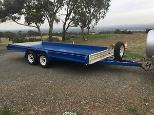 Heavy Duty 3000kg Car/Multi-Purpose Trailer Uleybury Playford Area Preview