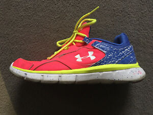 Under Amour sneakers! Youth 7 or women's 8.5