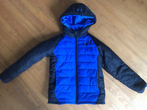 Insulated Under Armour winter jacket