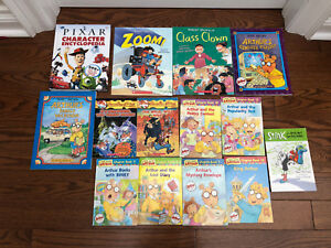 Toddler young reader book lot -SK+