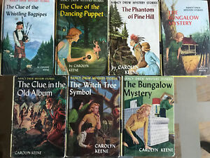 Nancy Drew books