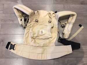 Ergo baby Original Baby Carrier with Infant Insert