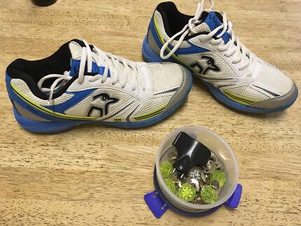 Kookaburra Pro 800 Spike Cricket Shoes