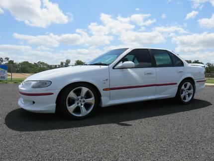 **IMMACULATE** - LATE 90's FORD MUSCLE CAR 1998 EL XR8 185KW!!!