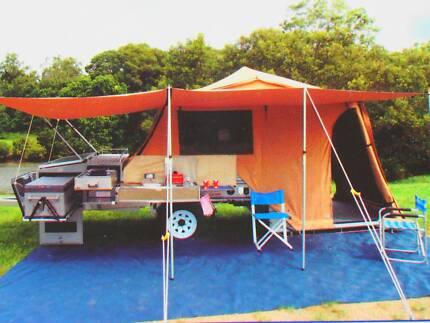4X4 Aussie Swag Campers