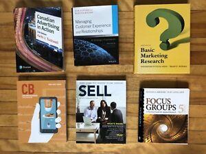 NSCC Business Admin - Marketing (2nd year) Textbooks