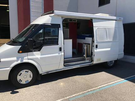 2005 Fort Transit campervan Clarkson Wanneroo Area Preview