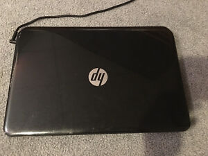 Perfect condition HP 15 notebook