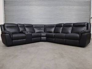 LARGE CHAISE SOFAS - LOT'S OF STYLES - GREAT VALUE! Richmond Yarra Area Preview