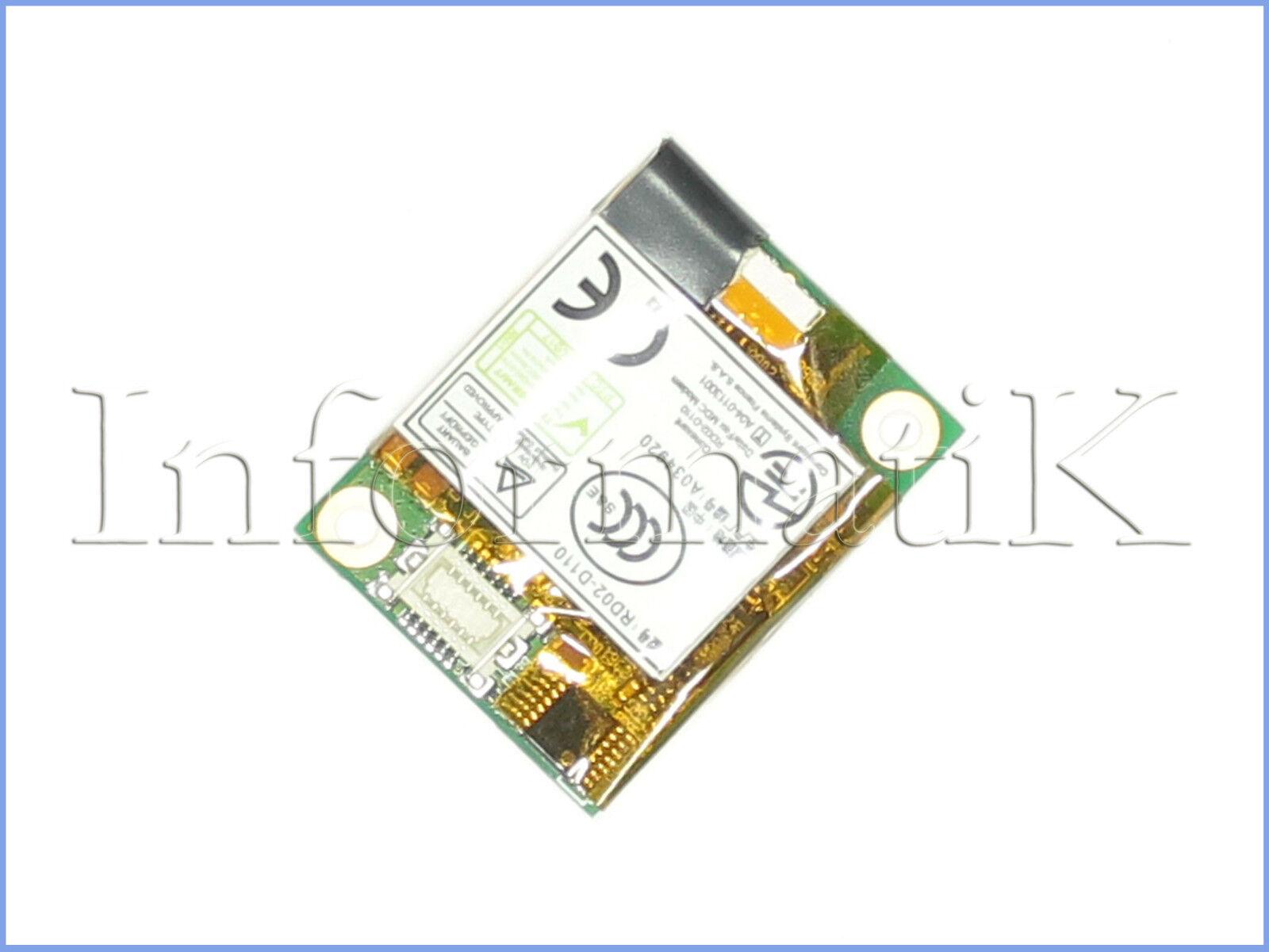 Sony Vaio VGN-S4XP PCG-6G1M Scheda Modem Board T60M845.04 LF