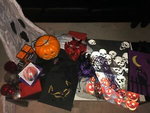 HALLOWEEN STUFF - all for $25.00