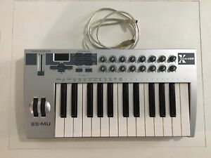 E-MU Xboard 25 Midi Controller/Keyboard