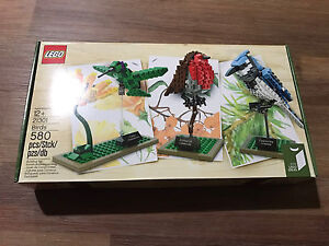 LEGO 580 piece bird set Kirrawee Sutherland Area Preview