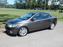 2011 Kia Cerato Metal Bronze Sedan w/ factory warranty, rego, rwc Albion Brisbane North East Preview