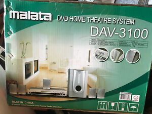 Home Theatre System Brand New in Box