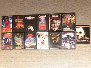 Classic horror movies on DVD!