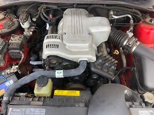 VALVE REGRIND GASKET SET /& HEAD BOLTS FOR HOLDEN CALAIS VX VY L67 S//C 3.8L V6