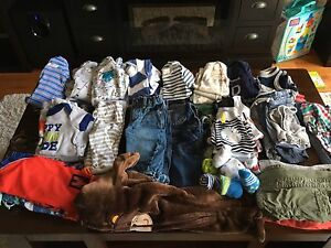 Boys clothing lot (fits size 6-9 months)