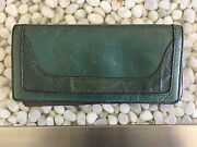 Mimco wallet - green Cronulla Sutherland Area Preview