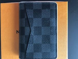 Authentic Louis Vuitton Pocket Organizer- gently used