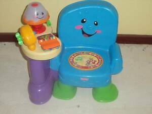 Fisher Price Laugh n Learn Chair Heathridge Joondalup Area Preview