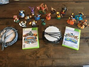 XBOX 360 Skylanders Giants and Swap Force and LEGO Dimensions