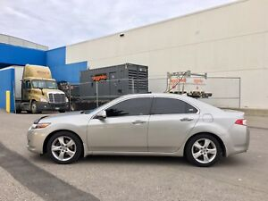 2009 Acura TSX Technology Package Sunroof/Navi Winter Ready!!