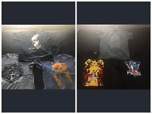"""Comic, movie and video game """"Men's L""""  T-shirts"""