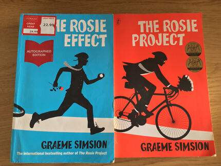 The Rosie effect the Rosie project