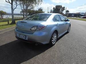 2011 Mazda Mazda6 Sedan Glenthorne Greater Taree Area Preview