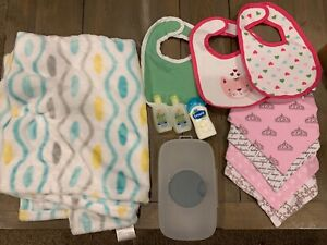 Skip Hop Wipes Case & Baby Items