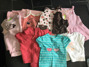 3-6 month Girls lot