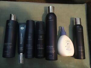 Hair products will trade see comments