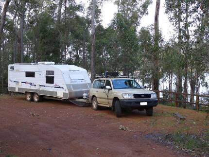 Supreme Territory 21' Off Road CARAVAN Royston Park Norwood Area Preview