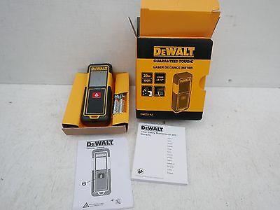 DEWALT DW033 LDM LASER DISTANCE MEASURE 30M RANGE